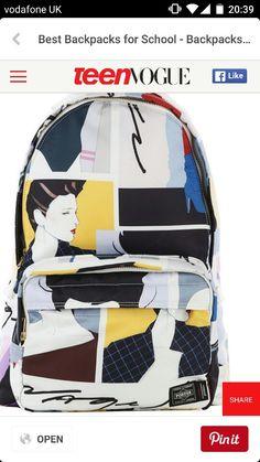 35 best Adorable Backpacks images on Pinterest  1d1aeb141fa29