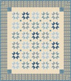 Verdant Vale designed by Robert Kaufman Fabrics. Features Belcourt by Studio RK…