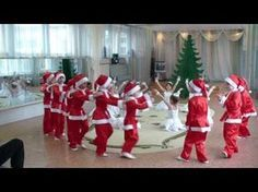Танец с разноцветными полотнами - YouTube Christmas Dance, Christmas Concert, Christmas Shows, Christmas Bells, Preschool Christmas Crafts, Crafts For Kids, Music Activities, Activities For Kids, Zumba Kids