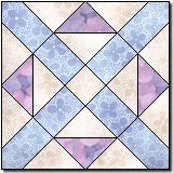 X-Squared from quilter's cache