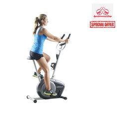Mini Pedal Bike Exercise Cycle Gym Fitness Home Workout Aerobic Leg/Arm Machine! Exercise Cycle, Upright Exercise Bike, Cardio Workout At Home, Gym Workouts, At Home Workouts, Cardio Training Zu Hause, Fitness Studio Training, Arm Machine, Cardio Equipment