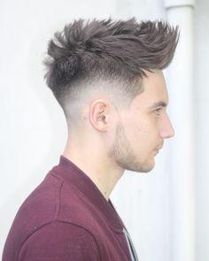 Haircut by ryancullenhair http://ift.tt/1Zgduc2 #menshair #menshairstyles…