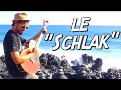 "Le ""Schlack"" à la guitare (Procédé percussif simple et efficace !) - YouTube"
