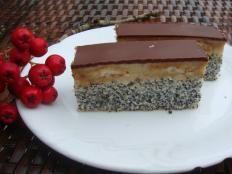 Makový koláčik - recept