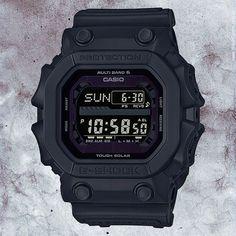 http://rubies.work/0385-sapphire-ring/ G-Shock Matte Black Tough Solar Watch Model no. GXW56BB-1