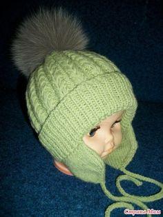 Knitting mittens kids gifts 15 ideas for 2019 Easy Baby Knitting Patterns, Baby Hats Knitting, Knitted Hats, Crochet Patterns, Crochet Beanie, Baby Blanket Crochet, Crochet Hats, Knit Mittens, Kids Hats
