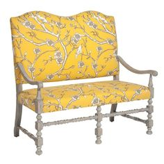 I pinned this Abingdon Settee from the Madcap Cottage event at Joss and Main!