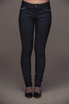 Named Patterns, Jamie Jeans - Printed Pattern