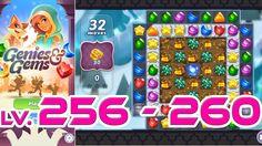 Genies & Gems - Level 256 - 260 (1080p/60fps)