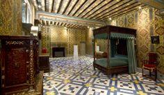 Chambre de la reine ~ chateau royal de blois