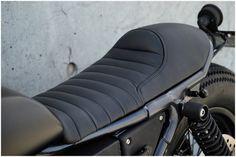 883 Café seat detail DIY