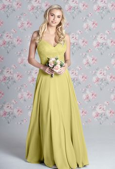 0e67e282454 ANNA WOOD BRIDAL ( annawoodbridal) • Instagram photos and videos. Stunning  lemon chiffon bridesmaid dress ...