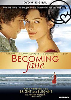 #onsale Anne Hathaway portrays a young #Jane Austen in love in Miramax Films' #Becoming Jane, the imaginative and witty romantic comedy about the great untold rom...