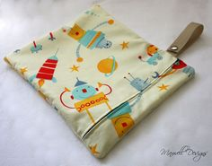 Maxwell Designs Blog: Maxwell Designs Wet Bag