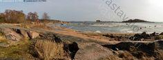 Tuulinen merenranta - Hanko Hankoniemi