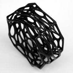 cell cycle | Interstice bracelet in black | Flickr – Compartilhamento de fotos!