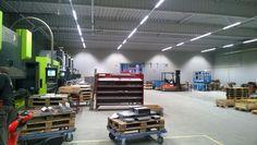 Maxos LED Interfocus Bladel productiehal