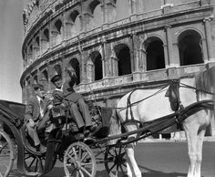 Roma - Colosseo  Foto Vintage