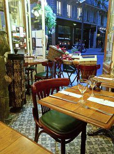 4 restaurantes em Paris