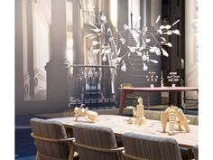 Buy the Heracleum II Chandelier by moooi from our designer Lighting collection at Chaplins - Showcasing the very best in modern design. Led Chandelier, Modern Chandelier, Small Pendant Lights, Pendant Lighting, Task Lamps, Luxury Lighting, Outdoor Furniture Sets, Outdoor Decor, Lamp Light