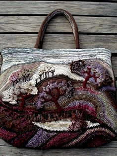 Ravelry: newform's Mother Earth - Oak Tree Bag