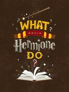 Betype - Hermione Inspiration harry potter inspo