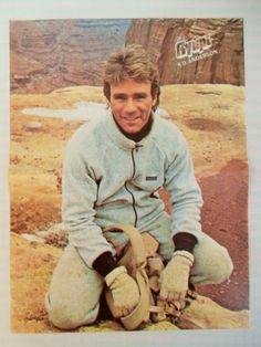 Richard Dean Anderson Double Side Mini Poster 1980's Greek Magazine | eBay