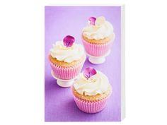 Farbe - Vanille-Cupcakes - ein Designerstück von ElisabethCoelfen bei DaWanda