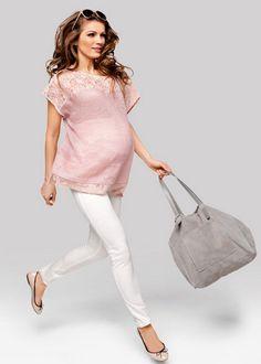 Těhotenské svetry a saka