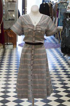 Cabaret Vintage - Darling Vintage Day Dress , $125.00 (http://www.cabaretvintage.com/dresses/darling-vintage-day-dress/)
