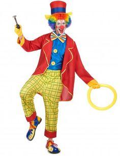 Clown Kostüm für Herren: Kostüme für Erwachsene,und günstige Faschingskostüme - Vegaoo