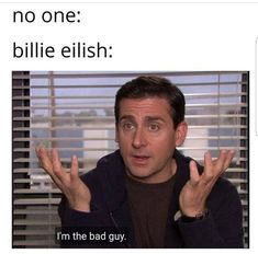 No one: billie eilish: - iFunny :)
