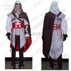 Assassin's Creed 2 Costume II EZIO Anime Cosplay NEW Online with ...