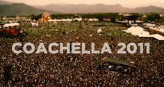 Coachella 2011, best weekend of my life thus far.
