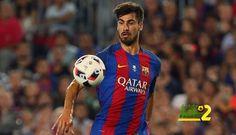جوميز الأفضل بين لاعبي برشلونة