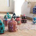 Accessori per la casa in stile Boho chic: tessuti, pom-pom e colori Yonder Living - Boho chic style - Jungalow style