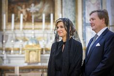 King Willem-Alexander and Queen Maxima Visit Italy and Vatican City: Day 3    22 JUNE 2017