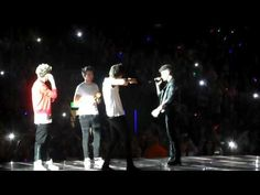 One direction sing fresh prince of belair - take me home tour liverpool 17-3-13
