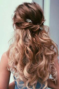 Long Prom Hairstyles 2016 – 2017