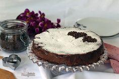 Torta de Palha Italiana Recheada | ReceitasDaFormiguinha.com