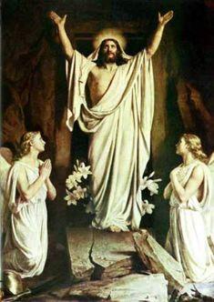Carl Heinrich Bloch, The Resurrection