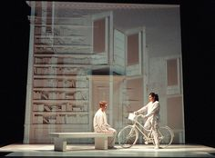 The Giver. Asolo Theater. Scenic design by Daniel Conway.