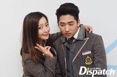 Baro (B1A4) and Kim Hee Sun - Angry Mom