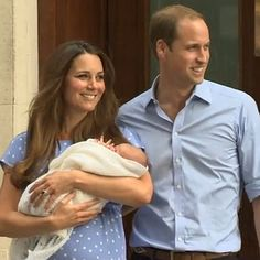 Meet the newborn prince!!