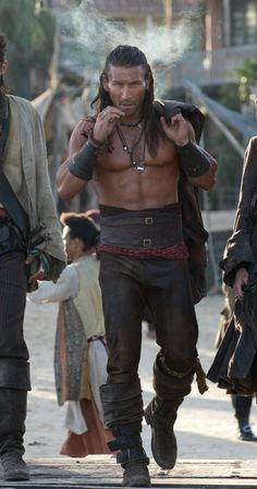 Black Sails: Captain Vane. Can you understand my newest addiction?
