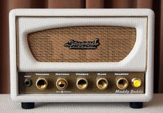 Siegmund Muddy Buddy Head & Cab   1 Watt Guitar Subminiature Micro Tube Amp