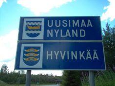 hyvinkaa finland | Hyvinkää | Uusimaa | Suomen kuntakylttien keräily