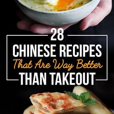 28 Chinese Recipes That Are Way Better Than Takeout
