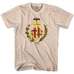Barcelona Original Crest Soccer T-shirt