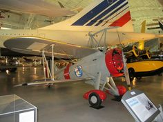 The Curtiss F9C Sparrowhawk was a light 1930s biplane fighter aircraft that was carried by the United States Navy
